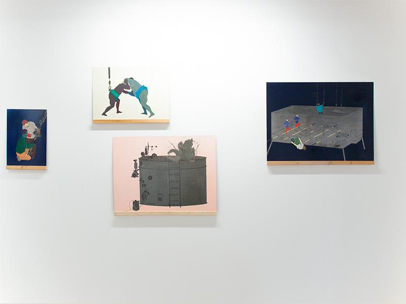 Seung-pyo Hong / スンピョーホン
